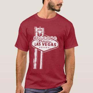 Fabulous LV - white print T-Shirt