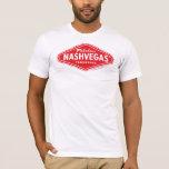 Fabulous NASHVEGAS TM Diamond Logo T-Shirt