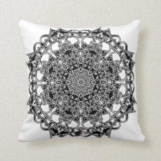 Fabulous Octa Glyph Pillow