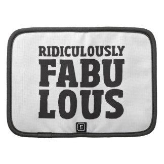 Fabulous Folio Planner