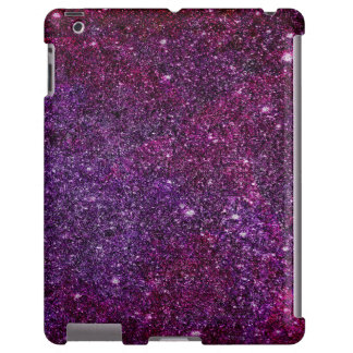 Fabulous purple glitter