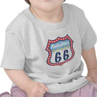 Fabulous Route 66 Tee Shirts