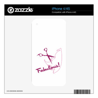 Fabulous! iPhone 4S Decals