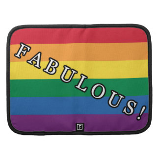 """FABULOUS!"" Smartphone Folios Organizers"