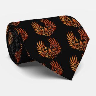Fabulous Tribal Phoenix Tie
