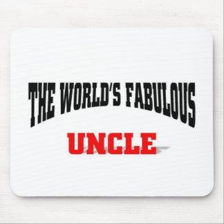 Fabulous Uncle Mouse Pad
