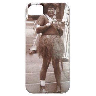 Fabulous Vintage Circus Freak iPhone SE/5/5s Case