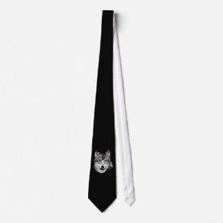 Fabulous wolf tie