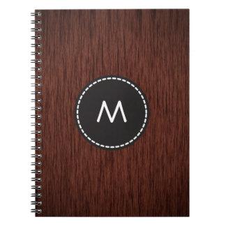 Fabulous Wood Notebook