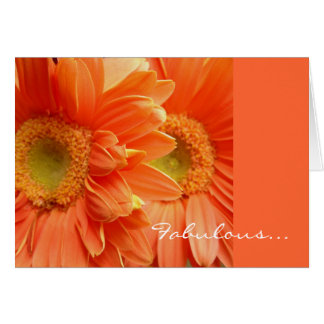 Fabulous... You're Pregnant Stationery Note Card