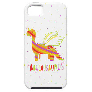 Fabulousaurus iPhone SE/5/5s Case