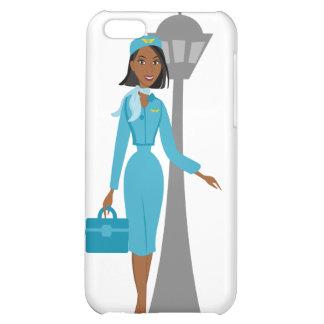 Fabulouse Flight Attendant iPhone 5C Cases