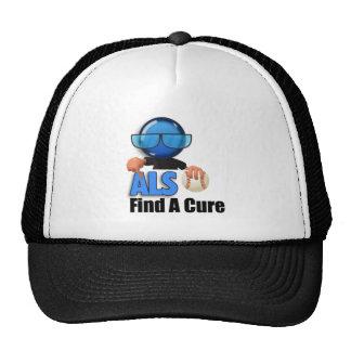 FAC ALS CAP TRUCKER HAT