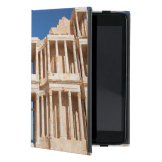 Facade And Stage Of Roman Amphitheater iPad Mini Cover