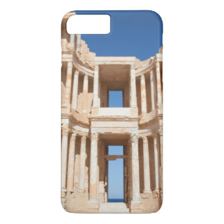 Facade And Stage Of Roman Amphitheater iPhone 7 Plus Case