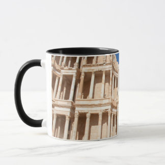 Facade And Stage Of Roman Amphitheater Mug