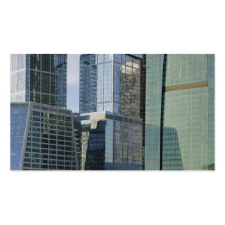 Facade Double-Sided Standard Business Cards (Pack Of 100)