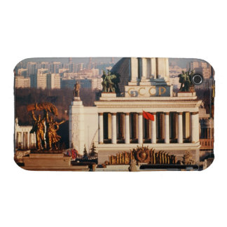 Facade of a building, Exhibition of Economic Case-Mate iPhone 3 Case