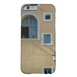 Facade of building in Rome, Italy Barely There iPhone 6 Case
