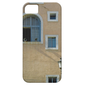 Facade of building in Rome, Italy iPhone 5 Cases