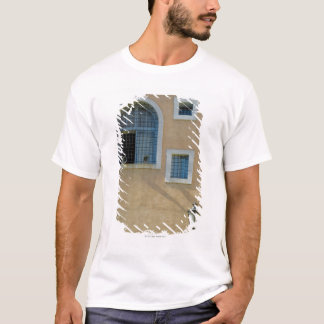 Facade of building in Rome, Italy T-Shirt