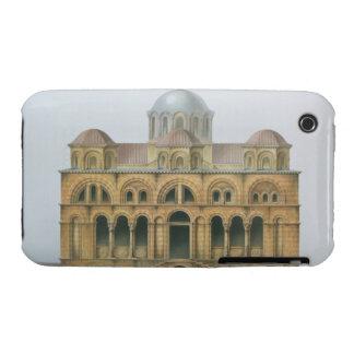 Facade of Mefa Dzamissi, the Church of St. Theodor iPhone 3 Case-Mate Case