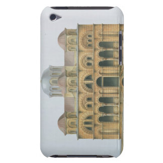 Facade of Mefa Dzamissi, the Church of St. Theodor iPod Touch Case-Mate Case