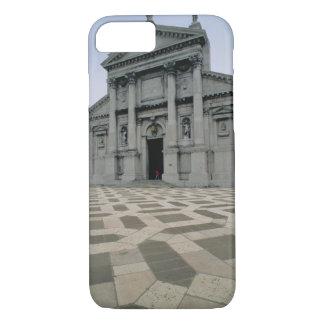 Facade of the church, built 1564-80, facade done i iPhone 7 case