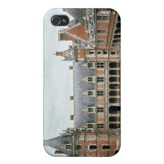 Facade of the Louis XII Wing, 1498-1503 iPhone 4 Case
