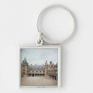 Facade of the Louis XII Wing, 1498-1503 Keychain