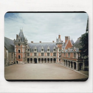 Facade of the Louis XII Wing, 1498-1503 Mouse Pad