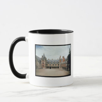 Facade of the Louis XII Wing, 1498-1503 Mug