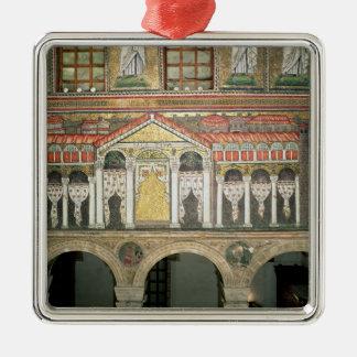 Facade of the Palazzo di Teodorico, 527-99 Metal Ornament