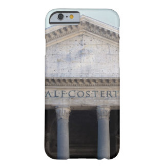 Facade of the Pantheon in Rome, Italy. Barely There iPhone 6 Case
