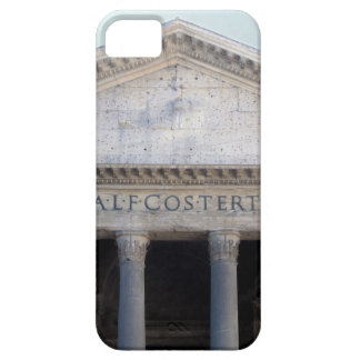 Facade of the Pantheon in Rome, Italy. iPhone 5 Covers