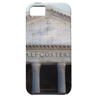 Facade of the Pantheon in Rome, Italy. iPhone SE/5/5s Case