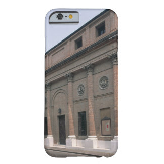 Facade of the Teatro Accademico (photo) Barely There iPhone 6 Case
