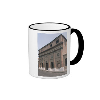 Facade of the Teatro Accademico (photo) Coffee Mug