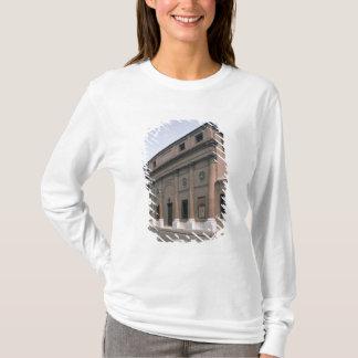 Facade of the Teatro Accademico (photo) T-Shirt