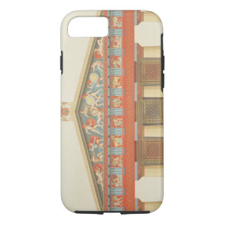 Facade of the Temple of Jupiter at Aegina (323-27 iPhone 8/7 Case