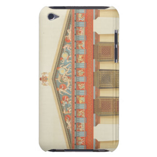 Facade of the Temple of Jupiter at Aegina (323-27 iPod Touch Case