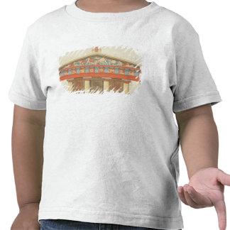 Facade of the Temple of Jupiter at Aegina (323-27 T Shirt
