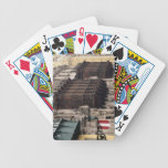 Facades Bicycle Playing Cards