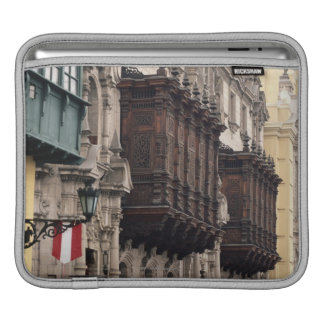 Facades iPad Sleeve