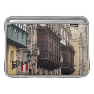 Facades MacBook Sleeve