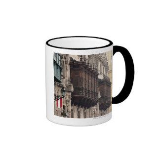 Facades Coffee Mugs