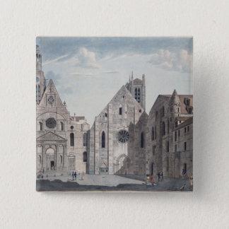 Facades of the Churches Button