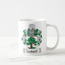 Facchinetti Family Crest Mug