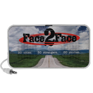 Face2Face Speaker (road)