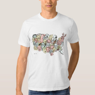 Face America T Shirt